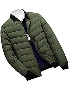 Nuevo invierno de ocio, además de terciopelo acolchadas abajo cubren hombres de la capa de , army green , xxl
