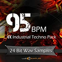 95 BPM Industrial Techno Pack, Industrial Samples, Loops, Sounds [Apple Loops/AIFF (24Bit)] [Download]