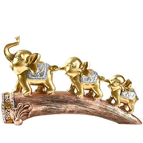 WLM Ornamento Creativo Moderno, Adornos de Estilo Elefante artesanías, gabinete de Vino,...