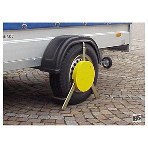 Radkralle BS-Midi 185-2004 - Felgen 13 bis 15 Zoll - 155 mm bis 185 mm Reifenbreite Anhänger-felgen 15 Zoll