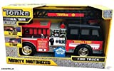 Tonka Mighty Motorized Fire Rescue Truck - Red and White