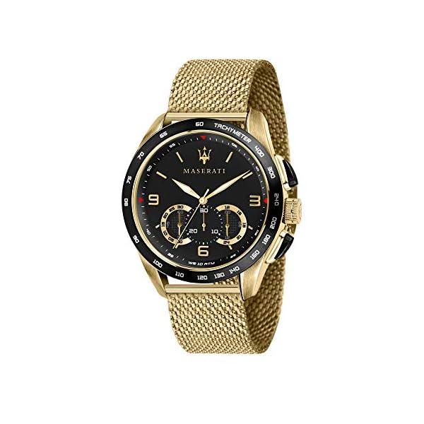 Reloj para Hombre, Colección Traguardo, con Movimiento de Cuarzo y función
