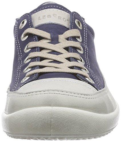 Legero Damen Tino Sneakers Blau (JEANSBLAU KOMBI 87)