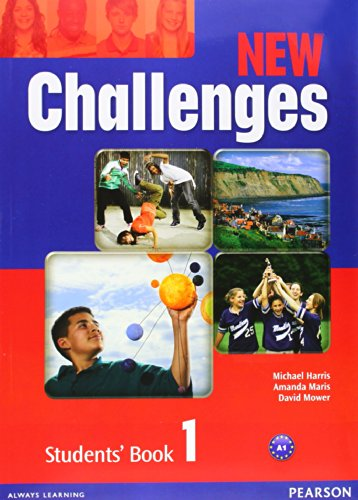 Portada del libro New Challenges 1 Student¿s Book & Active Book Pack