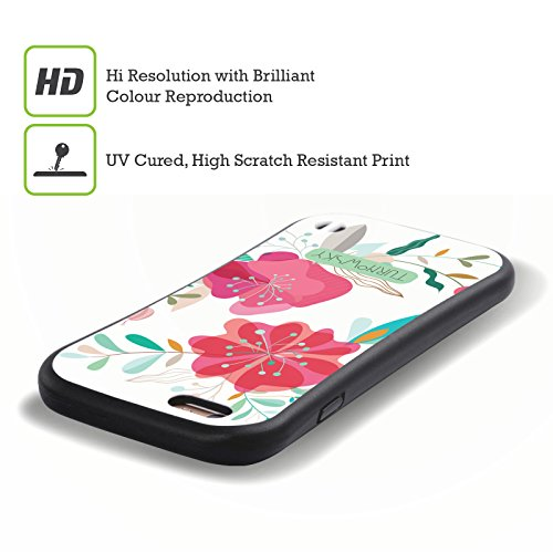 Ufficiale Turnowsky Fiori Faccia Nord Case Ibrida per Apple iPhone 6 Plus / 6s Plus Fiori