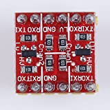 3.3V 5V 2 Channel IIC I2C Logic Level Converter TTL Bidirectional Breadboard