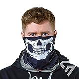 Qualitatives Multifunktionstuch / Motorrad Totenkopf Maske / Face Shield /...