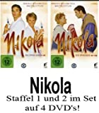 Nikola - Staffel 1+2 im Set [4DVDs]