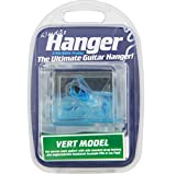 Woodies Clear Electric Guitar Hanger Vert