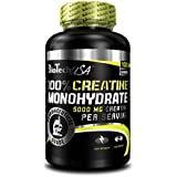 100% Creatine Monohydrate - 100 g (pot) - Biotech