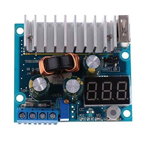 Aiming DC-DC 3-32V auf 3-35V 100W Adjustable Step Up Stromversorgungsmodul 100W Digital USB Voltage Boost-Wandler