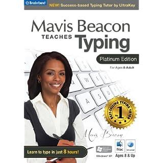 Mavis Beacon Teaches Typing - Platinum Edition  [Download]