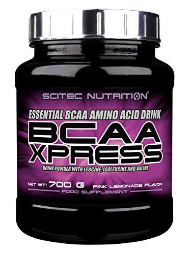 Scitec Nutrition BCAA Express Acide Aminé pink lemon 700 gr