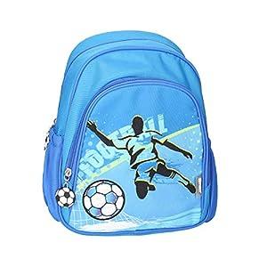 Spirit Uno - Mochila Escolar con diseño de Jugador de fútbol