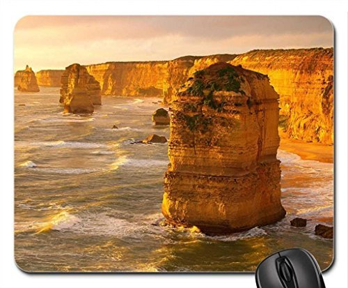 apostles-in-victoria-australia-mouse-pad-mousepad-mountains-mouse-pad