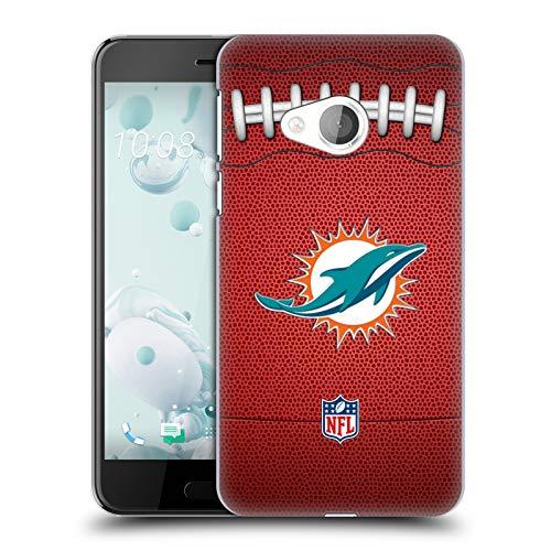 fizielle NFL Fußball 2018/19 Miami Dolphins Harte Rueckseiten Huelle kompatibel mit HTC U Play/Alpine ()
