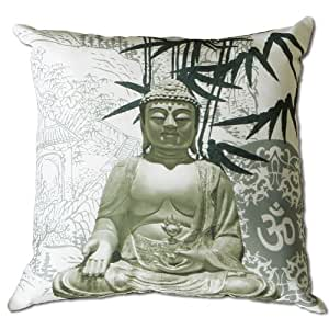 Bouddha Coussin