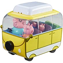 Peppa Pig Camper Van Set (Se distribuye desde el Reino Unido)