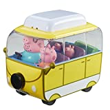 Peppa Pig 05332 Peppa Wutz-Figuren mit Wohnmobil, Set
