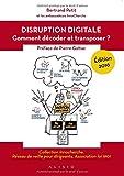 La disruption digitale - Comment décoder et transposer