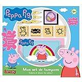 PEPPA PIG Mon Set De Tampons