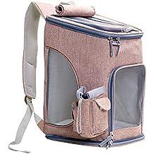 YANWE Transportín para Mascotas Mochila al Aire Libre del Viaje para, Capazo de Perro Portador