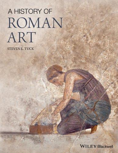A History of Roman Art (English Edition)