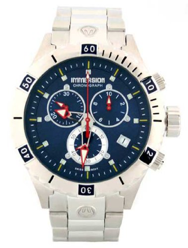 Immersion WHALE Swiss Diver Chrono 8102