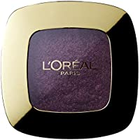 L'Oréal Paris Sombra de Ojos, Tono: Monochrome Smocky 301