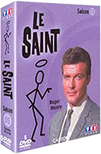 Le Saint : L'Intégrale Saison 5 - Coffret 5 DVD