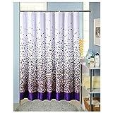 Beydodo 3D Vintage Duschvorhang 150x200 Rechteck Anti-Schimmel Duschvorhang