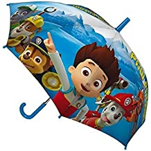 Paw Patrol–45cm Junior paraguas (azul)