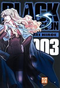 Black Lagoon Nouvelle édition Tome 3