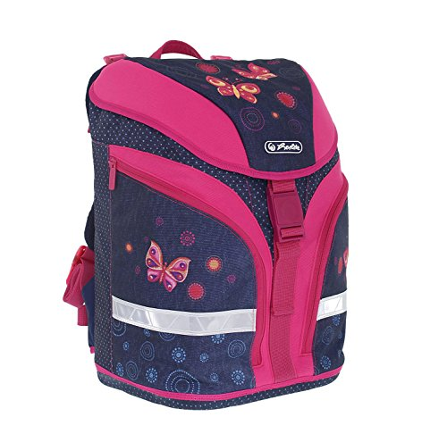 herlitz 11407558 Grundschulranzen Motion plus, butterfly dream - 9