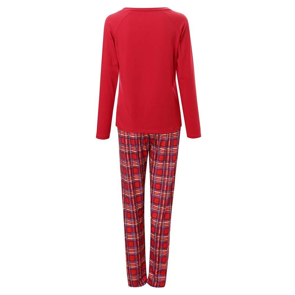 1ab92ac36 POLP Niño Navidad Santa Claus Ropa niñas Unisex Pijama Bebe Navidad ...