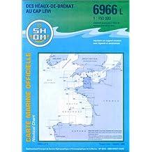Carte marine : De Bréhat au cap Lévi