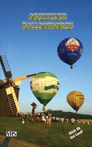 Abenteuer Ballonfahren