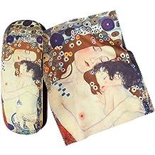 Set Gafas funda y paño para limpieza Klimt–Madre con hijo de Artis Vivendi