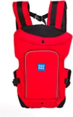 Mee Mee Cuddle up Baby Carrier, Red