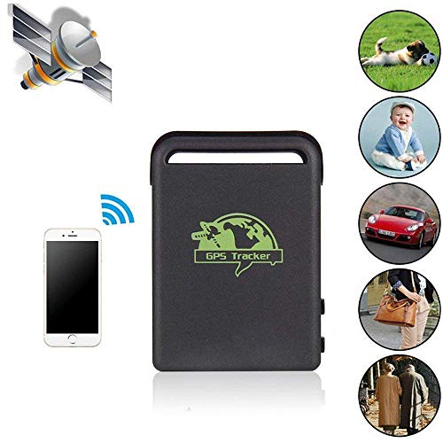 Hangang Mini GPS del Coche GPS localizador, portátil GPS de Seguimiento de...