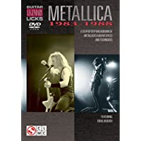 Metallica - licks 83-88 DVD