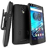 Best Aduro Phone Cases - Encased EN1240/T Motorola Combo Case with ClikLock Belt Review