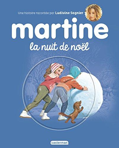 Martine la nuit de Noël (1CD audio) par