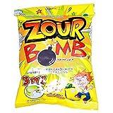 #9: Zour Bomb Sour Lemon Candy, 110g