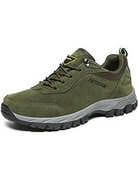 Sportive Scarpe da Lavoro Uomo - Sneakers Scarpe Casual (39.5, Grigio)