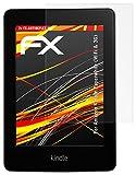 2 x atFoliX Pellicola Proteggi Amazn Kindl Paperwhite (WiFi & 3G) Proteggi Schermo - FX-Antireflex-HD Antiriflesso per schermi ad alta risoluzione immagine