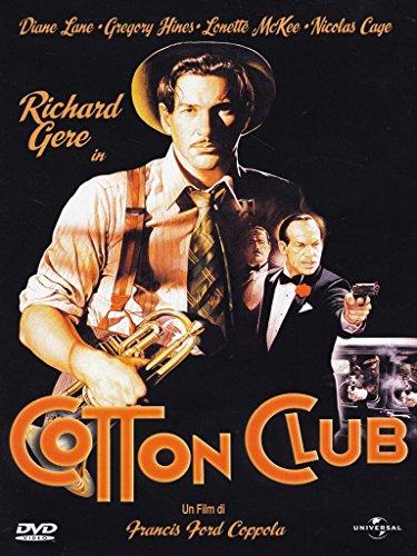 Cotton Club import mit deutschem ton, Richard Gere, uncut