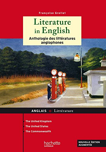 Anthologie de la Littrature Anglophone