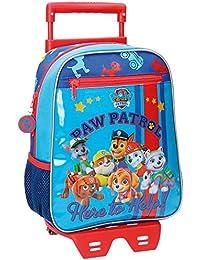 La Patrulla Canina 48621M1 Here To Help Mochila Infantil, 28 cm, 6.44 Litros, Azul