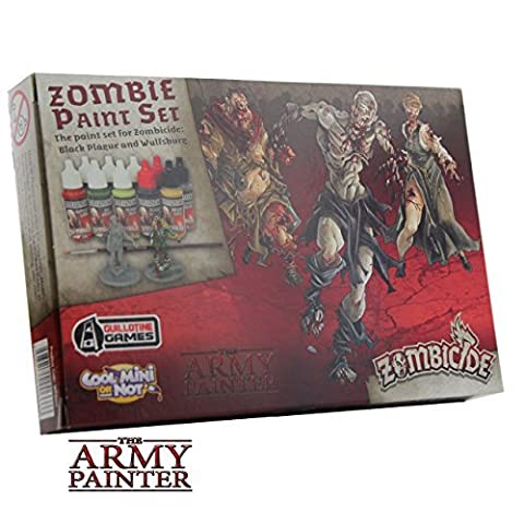 Zombicide Paint Set by Army
